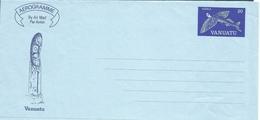 VANUATU - Aérogramme - AER 2 - Neuf / Mint - 1981
