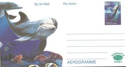 VANUATU - Aérogramme - AER 8 - Neuf / Mint - 2002