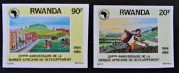 BANQUE AFRICAINE  DE DEVELOPPEMENT 1990 - NON-DENTELES NEUFS ** - YT 1300 - MI 1432 - 1990-99: Neufs