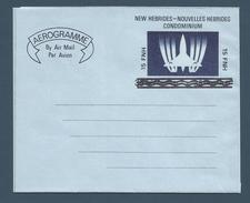 NOUVELLES HEBRIDES (New Hebrides) - Aérogramme - AER 2 - Neuf / Mint - 1977 - Sonstige