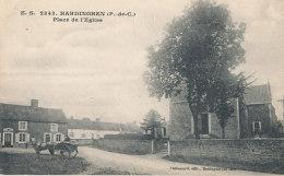 62 // HARDINGHEN    Place De L'église  E.S. 2343 - Francia