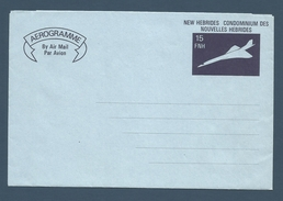 NOUVELLES HEBRIDES (New Hebrides) - Aérogramme - AER 5 - Neuf / Mint - 1978 - Sonstige
