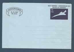 NOUVELLES HEBRIDES (New Hebrides) - Aérogramme - AER 5 - Neuf / Mint - 1978