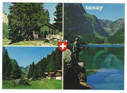 Suisse // Schweiz // Switzerland // Valais // Vouvry-Miex-Tanay - Bulgarie