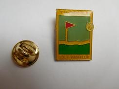 Beau Pin's , Golf , Trophée Golf Amateur - Golf