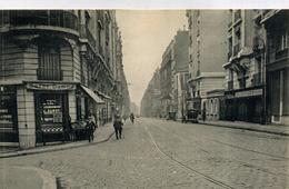 RUE DAMREMONT - Arrondissement: 18