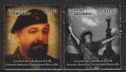 Salvador (2016)  - Set -  /   Military - General - El Salvador