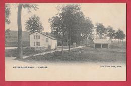 Saint-Mard - Paysage ... Maisonnette - 1908  ( Voir Verso ) - Virton