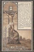 DP. RICHARD WITTERYCK ° THOUROUT 1838 - + ASSEBROUCK 1916 -RUSTEND SCHOOLBESTUURDER - Religion & Esotérisme