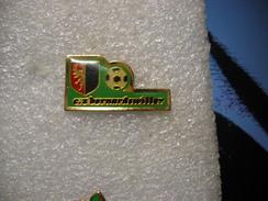 Pin's Du Football Club De La Commune De BERNARDSWILLER - Voetbal