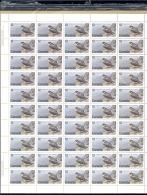 Canada Sc# 752 MNH Pane/50 Inscribed (SEALED) 1977 12c Peregrine Falcon - Unused Stamps