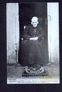 91 Bruyères Le Chatel / Souvenir Du Centenaire De Mme Vassort Née M.M. Aumont En 1814 / Photo Reproduction (fond Neudin) - Bruyeres Le Chatel