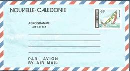 NOUVELLE CALEDONIE (New Caledonia) - Aérogramme - AER 14 - Neuf / Mint - 1986 - Aerogrammes