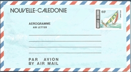 NOUVELLE CALEDONIE (New Caledonia) - Aérogramme - AER 14 - Neuf / Mint - 1986 - Aérogrammes
