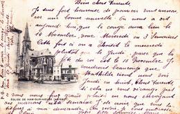 Ham Sur Heure.Eglise .Carte Postale - Ham-sur-Heure-Nalinnes