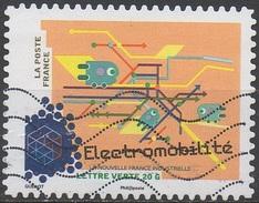 FRANCE  N°1065__OBL VOIR SCAN - Adhesive Stamps