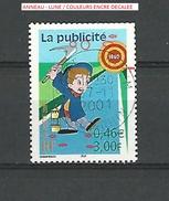 2001 N° 3373  COMMUNICATION LA PUBLICITEE AU CINEMA  PHOSPHORESCENTE 27 . 11 . 2001   DESCRIPTION