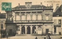 03 - MOULINS - HOTEL DE VILLE