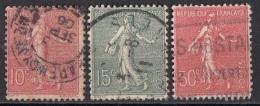 138 Francia 1903-26 Sower Seminatrice Used France