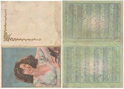 CALENDARIO 1932 (SEGNI DEL TEMPO) (VP488 - Formato Piccolo : 1921-40