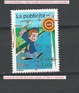 2001 N° 3373  COMMUNICATION LA PUBLICITEE AU CINEMA  PHOSPHORESCENTE  19 . 7 . 2001   DESCRIPTION