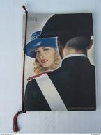 CALENDARIO STORICO ARMA CARABINIERI - ANNO 1999 (COMPLETO CORDONCINO E PALLINE) - LEGGI - Calendari
