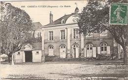 CPA Cossé Le Vivien La Mairie 53 Mayenne - Autres Communes