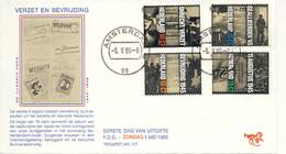 Trompet FDC Nr. 177 (1985) - FDC