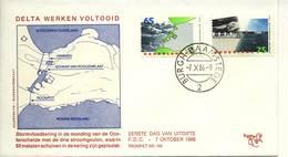 Trompet FDC Nr. 193 (1986) - FDC