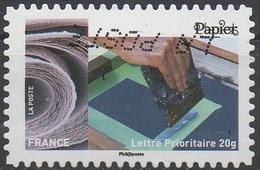 FRANCE  N°1075__OBL VOIR SCAN