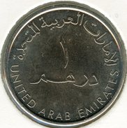 Emirats Arabes Unis United Arab Emirates 1 Dirham 1435 - 2014 KM 6.2a - Emirats Arabes Unis