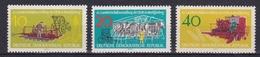 DDR Xx 1962      MI 895-97   -  Postfrisch  -  VEDI  SCAN.
