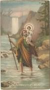 Santino S.Cristoforo Ed. NB 682 - Images Religieuses