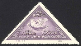 China Sc# 110 Mint (no Gum) 1900-1906 ½c Brown Definitive - Chine