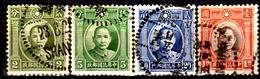 Cina-F-423 - Emissione 1931-37 - Senza Difetti Occulti. - China