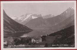 Noorwegen Norway Norge OIE SONDMOR Real Photo Vintage Postcard Eneret Atelier KK Bergen Brevkort - Norvège