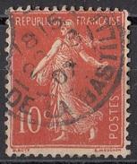 162b Francia 1906 Seminatrice Sower (tipo I ) Used France