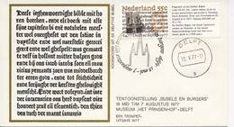 Trompet Envelop Nr. S23 (1977) - 1949-1980 (Juliana)
