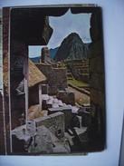 Peru Cusco Machu Picchu Inca Ruins - Peru