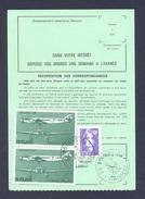 FINISTERE 29 BOHARS GA ORDRE DE REEXPEDITION - Marcofilie (Brieven)