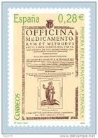 ESPAÑA 2005 - FARMACIA ESPAÑOLA  - Edifil Nº 4153 - YVERT 3733