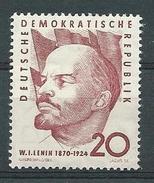 DDR 1960  Mi 762  90. Geburtstag Lenin  Postfrisch