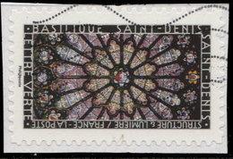France Adhésif 2016. - Basilique Saint-Denis. Structures Et Lumières
