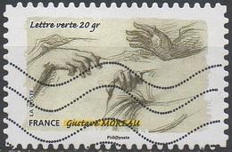 FRANCE  N°1087__OBL VOIR SCAN