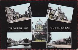 Oudenbosch Groeten Uit Noord-Brabant Basiliek Van De H.H. Agatha En Barbara - Niederlande