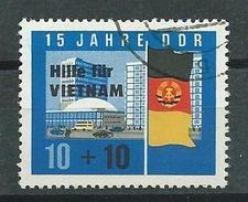 DDR  1965  Mi 1125  Hilfe Für Vietnam  Gestempelt