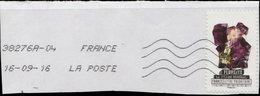 France Adhésif 2016. - Ad 1221 - Monde Minéral. Fluorite