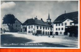 2042 - VD - LE BRASSUS Hôtel De La Lande - Commune Du Chenit - SOCIETE GRAPHIQUE NE, No 3327 - VD Vaud