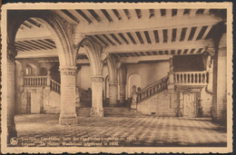 °°° 1062 - LOUVAIN LEUVEN - LES HALLES SALLE  DES PAS PERDUS - 1948 °°° - Leuven