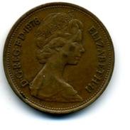 1978  2 NEW PENCE - 1971-… : Monnaies Décimales
